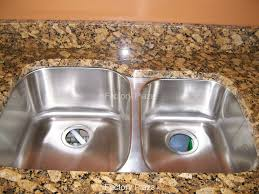 how to cut granite for sink installed sinks photos