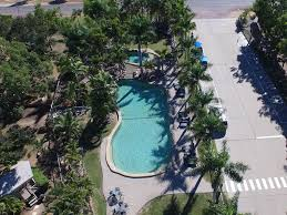 aussie outback oasis holiday park charters towers australia