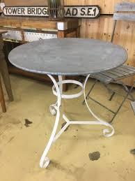 Metal Outdoor Patio Furniture - furniture wholesale round bronze outdoor patio garden furniture