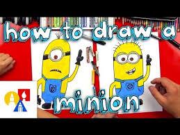 draw minion art kids hub minion art drawings