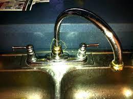 fixing leaking kitchen faucet kitchen faucet problems coryc me
