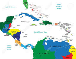 Map Of Caribbean Islands And South America by Cuba Map Images U0026 Stock Pictures Royalty Free Cuba Map Photos And