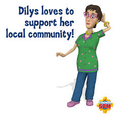 image dilys price promo png fireman sam wiki fandom powered