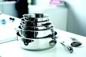 batterie cuisine inox induction batterie de cuisine tefal ingenio induction batterie de cuisine