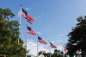 How Many Stars On The United States Flag Six Flags Takes Down Confederate Flag And Four Others Fort Worth