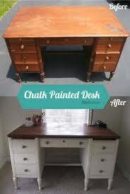 old desks for sale craigslist i found this hulk of a desk on craigslist painted it antique white