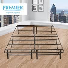 Metal Platform Bed Frame King Bed Frames Wallpaper Hi Def Sleep Master 4400 Metal Platform Bed