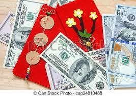 tet envelopes tet envelope lucky money habit custom of