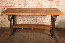 wood top work table wood top work table interior furniture for home design