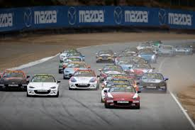 mazda global u s drivers for inaugural mazda mx 5 cup global invitational