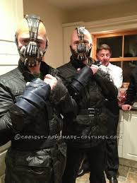 Cool Guy Halloween Costumes Coolest Batman Villains Group Costume Poison Ivy Bane Scarecrow