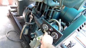 kirloskar da 20 diesel generator youtube