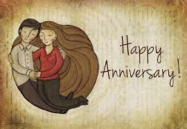 happy anniversary cards happy anniversary card greeting cards by ine spee redbubble