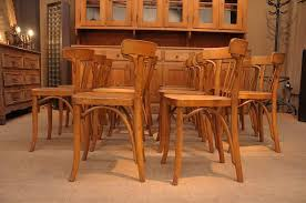 Thonet Bistro Chair Fancy Vintage Bistro Chairs French Vintage Set Of 14 Thonet Bistro