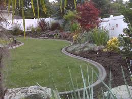 concrete curbing and landscaping tacoma puyallup