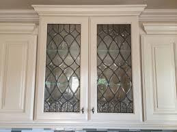 leaded glass kitchen cabinets kitchen view leaded glass kitchen cabinet door inserts modern
