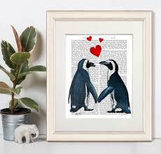penguin gifts notonthehighstreet com