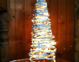wire christmas tree with lights barbed wire christmas tree with lights
