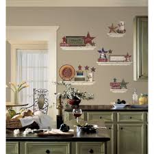 kitchen wall decorating ideas kitchen lovely kitchen wall decor ideas with green floral