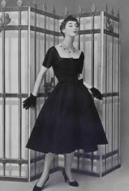 the top paris designer dresses of 1954 glamourdaze