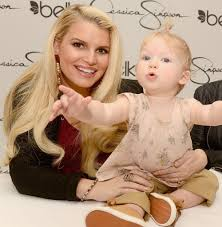Jessica Simpson Home by Jessica Simpson U0027s Cutest Pictures With Daughter Maxwell Popsugar
