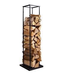 buche de cheminee serviteur porte bûches de cheminée amazon fr bricolage