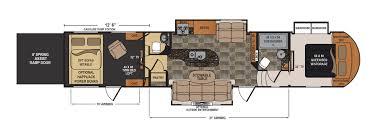 voltage toy hauler floor plans voltage rv floorplans and pictures rv floorplans pinterest rv
