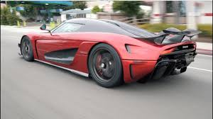 koenigsegg red rallying a koenigsegg regera to monterey
