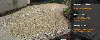 Loose Gravel Patio Core Path Gravel Stabiliser U0026 Grid For Garden Paths Disable