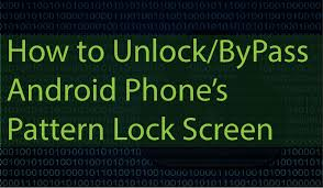 forgot pattern lock how to unlock how to unlock android phone if forgot pattern