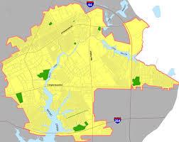 Norfolk Virginia Map by City Of Norfolk Virginia Official Website Broad Creek