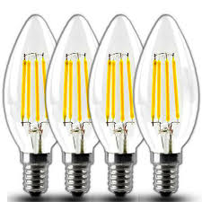 led candelabra light bulbs led e12 filament light bulbs 2w 4w led candelabra base light