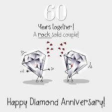 60th marriage wedding anniversary wishes quotes messages