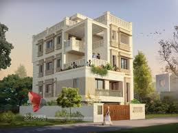 bungalow designs design your home in 3d 3d architectural bungalow realistic
