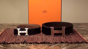 Small H by Hermes H Buckle Belt Comparison Overview 42mm Vs 32mm Large Vs