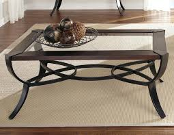 table fascinating glass coffee table clear tempered glass top