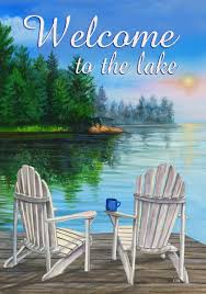 Quality Adirondack Chairs Iamericas Flags Welcome To The Lake Adirondack Chairs Garden