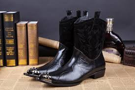 s boots style style rock s boots black help shoes boots pointed