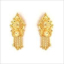 simple gold earrings win min gold earrings designs indian gold earrings images fancy