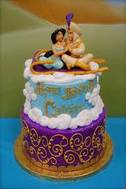 Best 25 Aladdin Cake Ideas On Pinterest Jasmine Birthday Cake