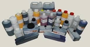 inkjet printer ink makeup and wash solution