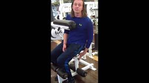 station 15 abdominal crunch paramount strength youtube