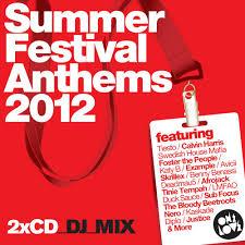 summer festival anthems 2012 u2014 onelove music group