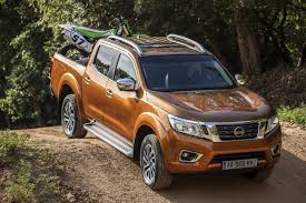 nissan launches all new np300 navara pickup for europe