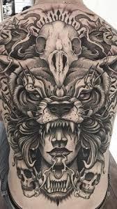best full back tattoo tattoo ideas
