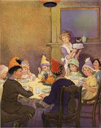 vintage thanksgiving children s image the graphics