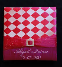 quinceanera photo albums 42 best quince or sweet 16 accessories images on large
