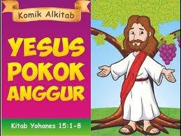 film kartun rohani anak yesus pokok anggur film animasi cerita alkitab rohani kristen