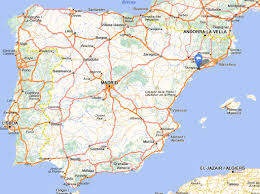 Burgos Spain Map by Lace Event Spain Iv Trobada De Puntaires Vila Seca U2013 May 30