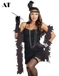 Size Flapper Halloween Costumes Cheap Flappers Halloween Costumes Aliexpress